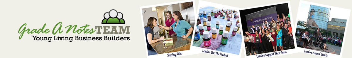Young Living Business Success Tools